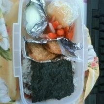 昨日のお弁当