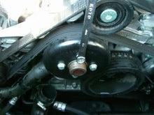 $ベンツトラブルナビゲーター | ~ベンツ修理,相談室~-W211 ウォーターポンプ