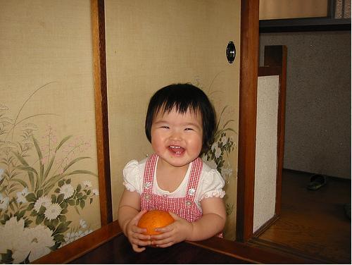 Grumpy Monkey(不機嫌なおさるさん)の観察日記-i love mikan