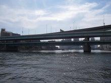 続 東京百景(BETA version)-#081 船から見る隅田川大橋