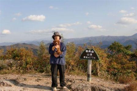 パサニアツリーのヒトリゴト ┗┫* ' v ' *┣-鞍掛山登山