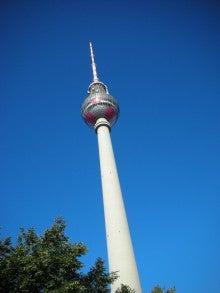 ドイツ語研究室SAのブログ-テレビ塔