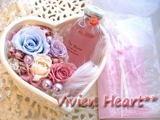 Vivien Heart**-ジュエリー