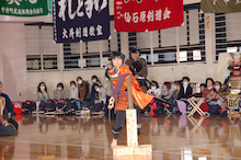 小田原剣道連盟blog-日本刀による試し斬り-六真会