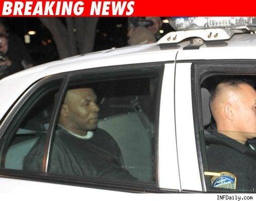 逮捕 リッキー