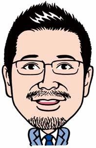 にてる似顔絵コレクション-会長