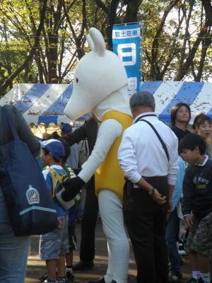創立313年?!東京ヴェルディ1696-2009日野市産業祭り10