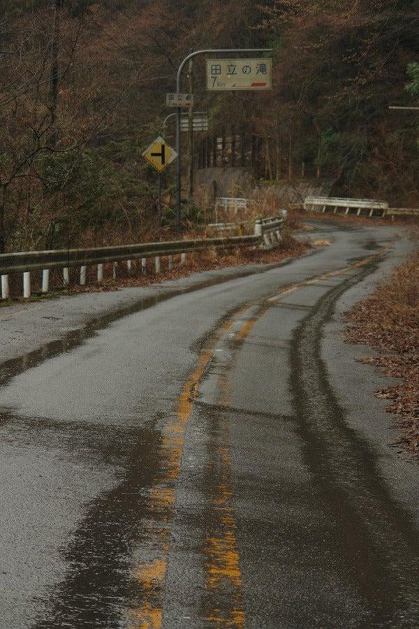 RoadJapan 日本の道路、昭和の旧道を巡る旅-国道19号旧道 賎母 つづら折り