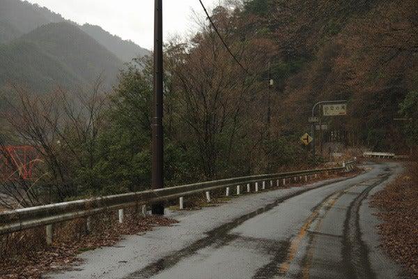 RoadJapan 日本の道路、昭和の旧道を巡る旅-国道19号旧道 賎母 鉄橋