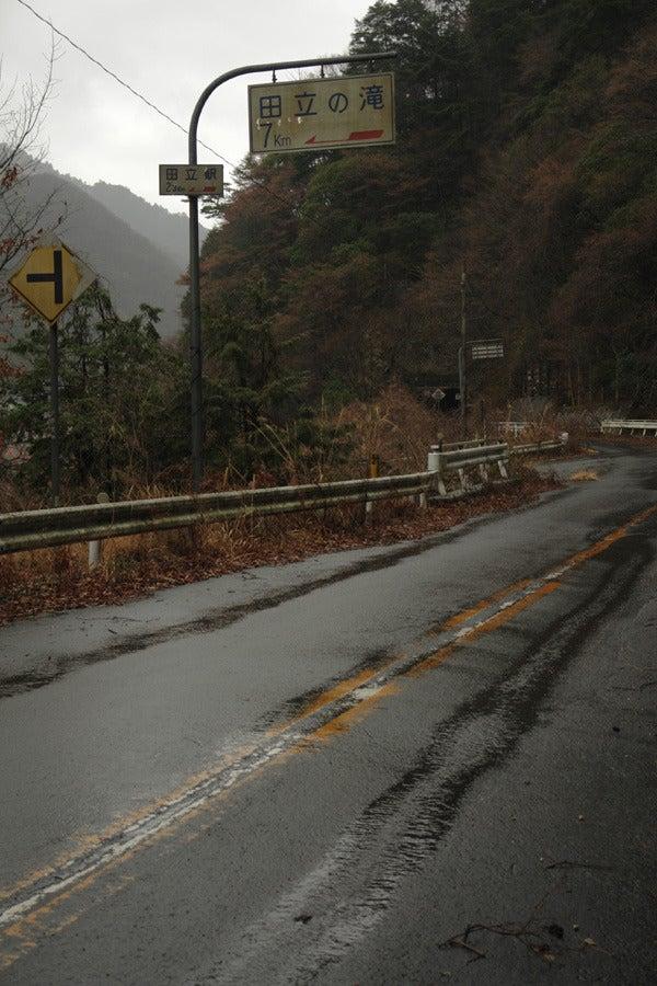 RoadJapan 日本の道路、昭和の旧道を巡る旅-国道19号旧道 賎母 田立駅2km