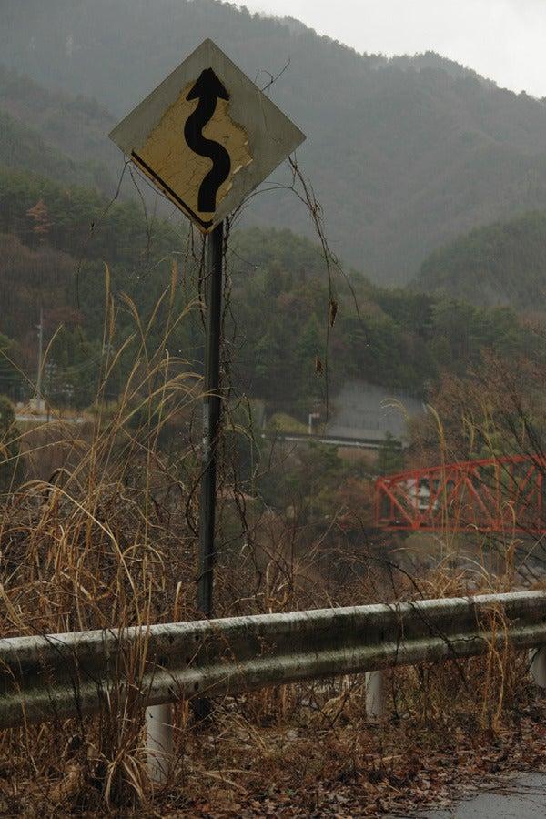 RoadJapan 日本の道路、昭和の旧道を巡る旅-国道19号旧道 賎母 つづら折りあり