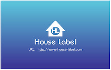 $House-Label のブログ-logo