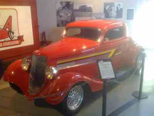 $TJ McDaddyの「LET'S GET BUSY!」-ZZ TOP 1948年製フォード3ドア・クーペ