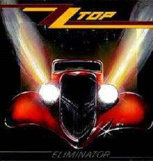 $TJ McDaddyの「LET'S GET BUSY!」-ZZ TOP アルバムEliminator