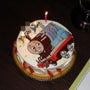 息子のお誕生日 pa…