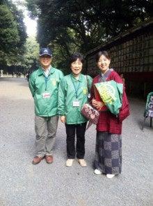 国際文化交流の活動報告-091108_ガイド2