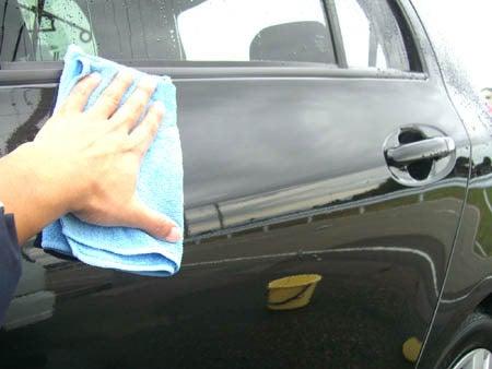 洗車とコーティングと私。