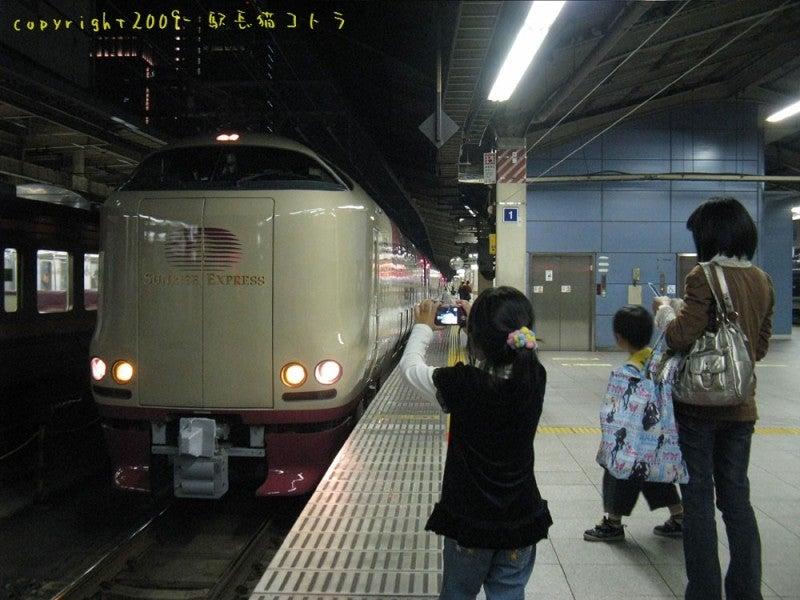駅長猫コトラの独り言~旧 片上鉄道 吉ヶ原駅勤務~-サンライズで岡山へ