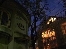 続 東京百景(BETA version)-#086 田園詩ビルの17時
