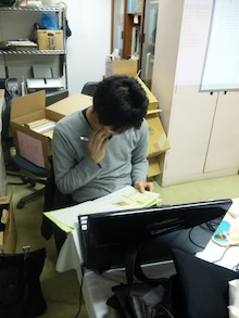 国際文化交流の活動報告-091122_絵本9