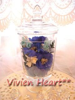 Vivien Heart**-デルフィニウム