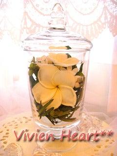 Vivien Heart**-プルメリア