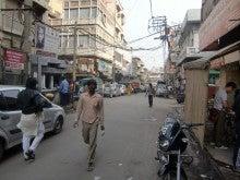 あちょー、今はインドにいます。