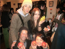美香☆blog☆-フルーツパーティー1
