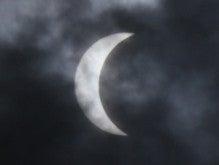 $cheltenhamのブログ-日食