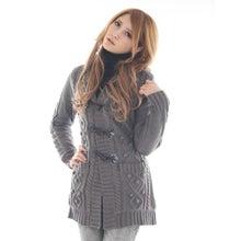 Brise Parfum レディース&メンズファッション ショップのブログ-ローゲージロングニットカーディガン