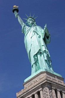 $cheltenhamのブログ-自由の女神