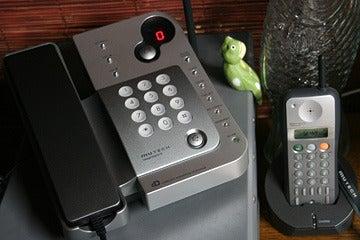 $cheltenhamのブログ-mutechの電話機