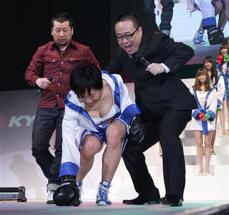 Dr.Kのブログ引退??南海キャンディーズのしずちゃんがお笑い辞めてオリンピックを目指すのだ!画像