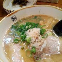 麺や拓のラーメン編