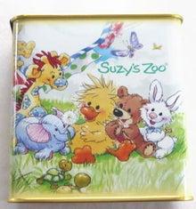 Suzy&Zoo 缶ドロップス