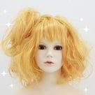 ウィッグアレンジ☆フレッシュ!プリキュア【キュアパイン編】その2の記事より