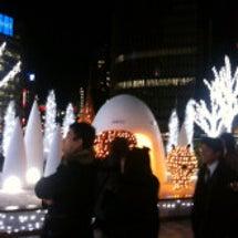 名古屋駅のイルミネー…