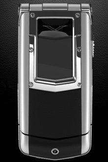 すとろべりーず社長のファッションブログ-VERTU バーチュ 高級 携帯電話