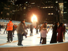 N.Y.に恋して☆-Briant Park skate