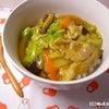 NHK放送白菜レシピ③『白菜の和風カレー丼』の画像