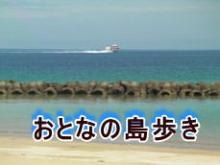 'チーム防人 '小さな島に捧げた大きな心と時間の記録-otonanoshimaaruki