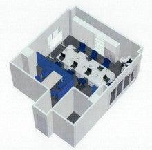 ピースフィールド営業マンの業務日誌-西中島レイアウト例2