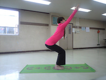 YOGAと新体操と私
