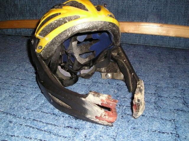 :: U :: 自転車改造計画-GIRO SWITCH BLADE