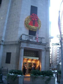 N.Y.に恋して☆-NY stock exchange