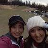 ゴルフ中☆の画像