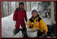 ロフトで綴る山と山スキー-0101_1308