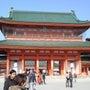 初詣 平安神宮
