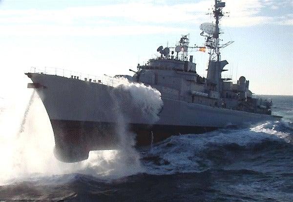 トゥールヴィル級駆逐艦