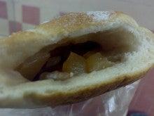 J子のブログ-りんごとクルミのパン